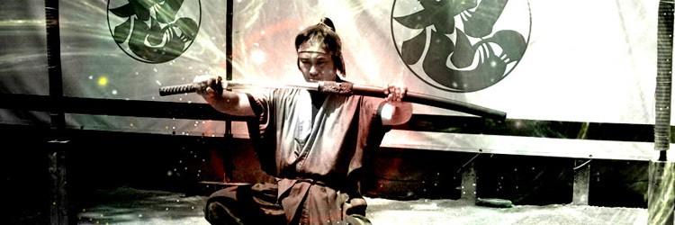 ninja zwaard vechtsport